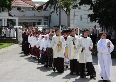40-mlada misa fra Andreo Matanovic