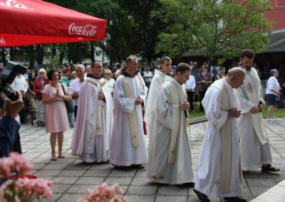 50-mlada misa fra Andreo Matanovic